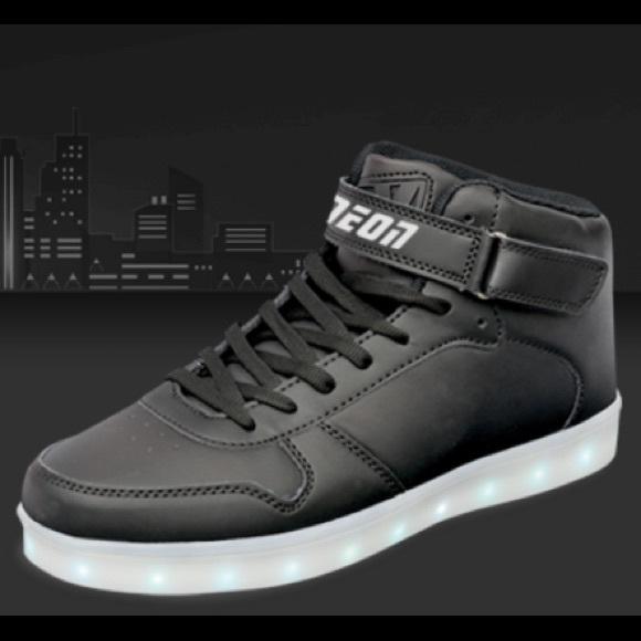 KYX Neon Shoes   Neon Kyx Men 3 Low Top